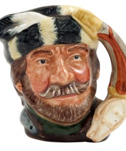 Trapper - Mini - Royal Doulton Character Jug