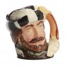 Trapper – Mini – Royal Doulton Character Jug 2