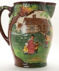 Regency Coach Jug - Royal Doulton Loving Cup