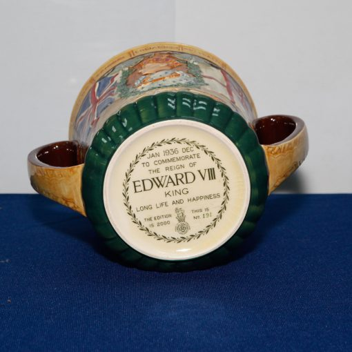 King Edward VIII Loving Cup (Welsh Edition) - Royal Doulton Loving Cup