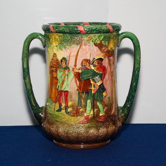 Robin Hood - Royal Doulton Loving Cup