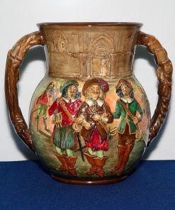 Three Musketeers - Royal Doulton Loving Cup