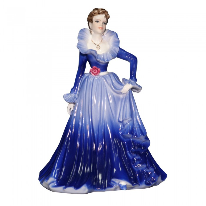 Anne Ladies of Fashion - Coalport Figurine