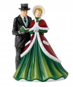 God Rest Ye Merry Gentlemen HN5812 - Royal Doulton Figurine