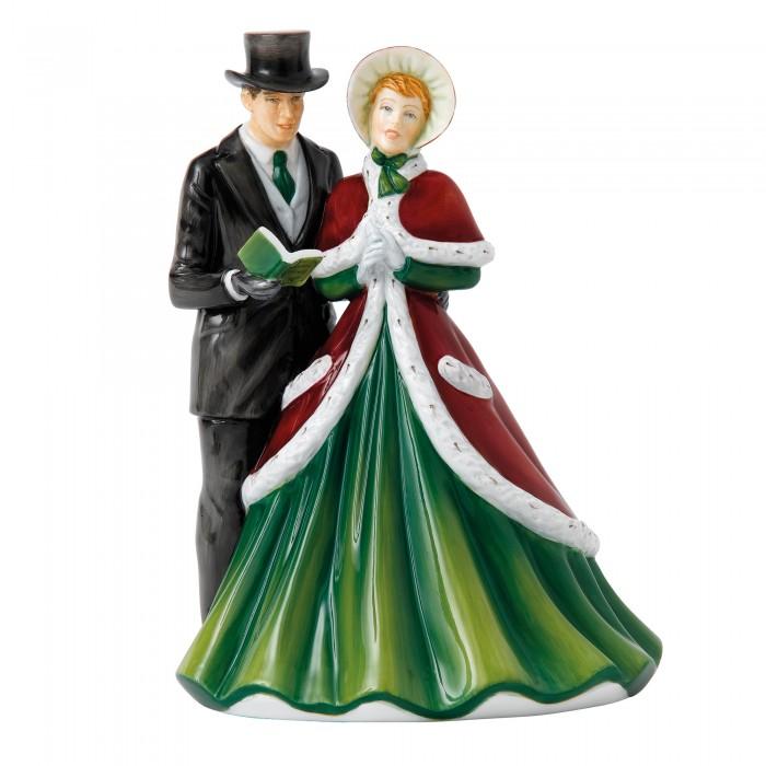 God Rest Ye Merry Gentlemen HN5812 - Royal Doulton Figurine