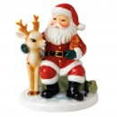 A Busy Night Ahead NF004 - Royal Doulton Figurine