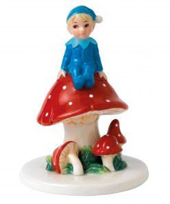 Elf Magic NF003 - Royal Doulton Figurine
