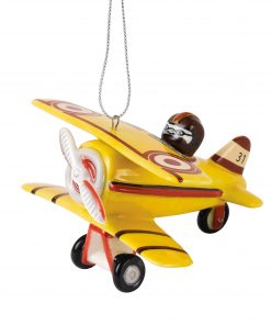 Aeroplane Ornament - Royal Doulton Ornament