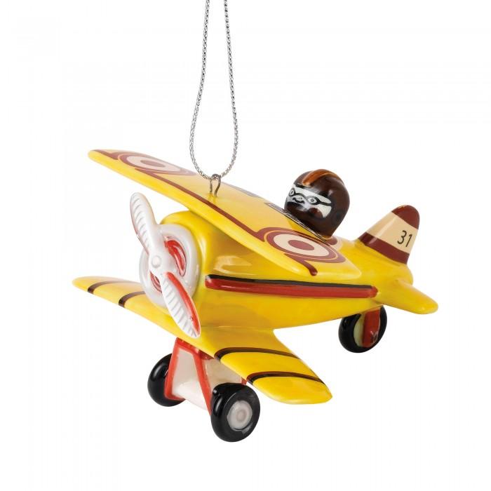 Aeroplane Ornament - Royal Doulton Ornament