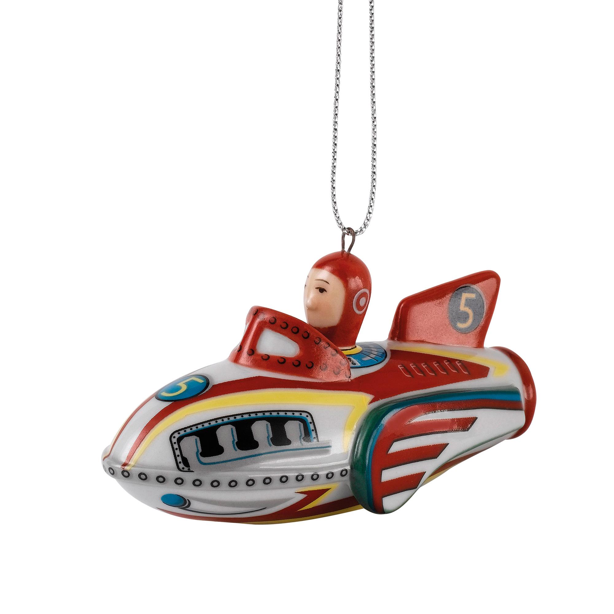 Rocket Ornament - Royal Doulton Ornament