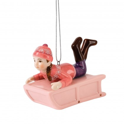 Sledger Ornament - Royal Doulton Ornament