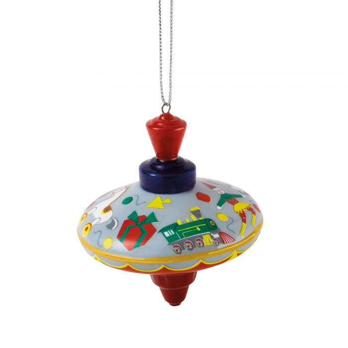 Spinning Top Ornament - Royal Doulton Ornament