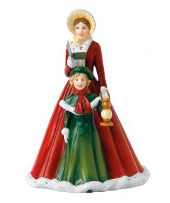 O Come All Ye Faithful HN5811 - Royal Doulton Figurine