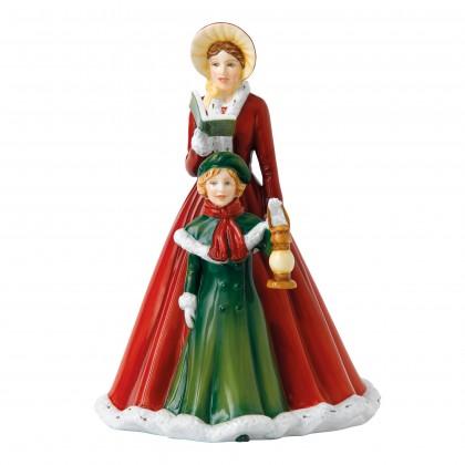O Come All Ye Faithful HN5811 - Royal Doulton Figurine