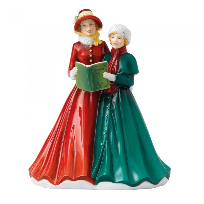 O Little Town of Bethlehem HN5810 - Royal Doulton Figurine
