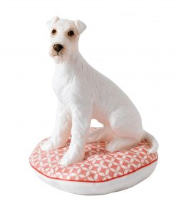 Bobo Airedale Terrier TD003 - Royal Doulton Animal