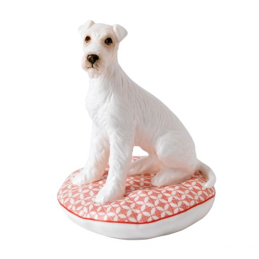 Bobo Airedale Terrier TD003 - Royal Doulton Animal