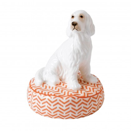 Ollie Cocker Spaniel TD005 - Royal Doulton Animal