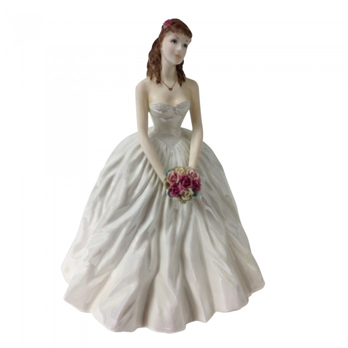 A Day to Remember CW395 - Royal Worcester Figurine