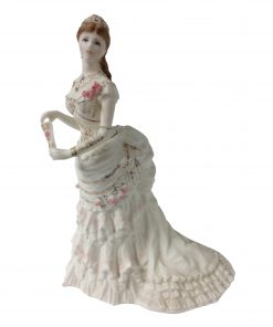 Dazzling Celebration CW431 - Royal Worcester Figurine