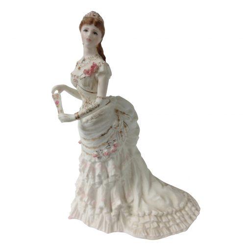 Dazzling Celebration CW431 - Royal Worcester Figurine