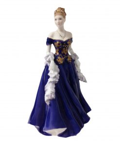 Lauren FOY 2001 CW524 - Royal Worcester Figurine
