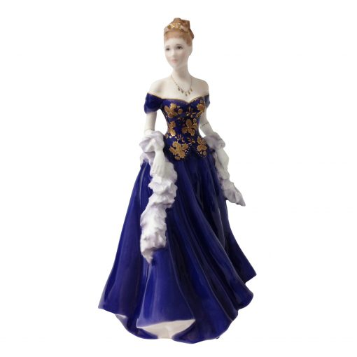 Lauren FOY 2001 CW524 - Royal Worcester Figurine