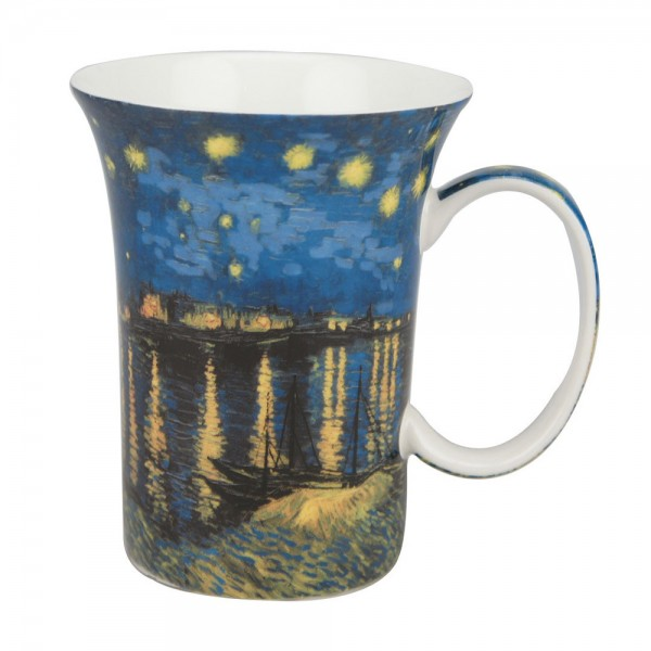 Post Impressionist - Set of 4 Mugs - Boxed Mug Set