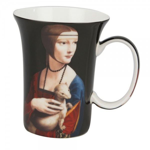 Renaissance - Set of 4 Mugs - Boxed Mug Set