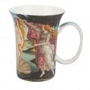 Renaissance – Set of 4 Mugs – Boxed Mug Set 6