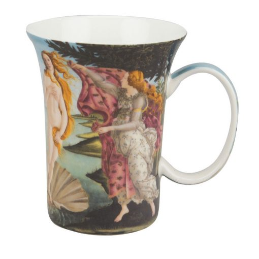 Renaissance - Set of 4 Mugs - Boxed Mug Set
