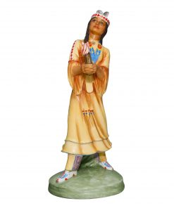 North America Indian Dancer HN2809FS - Royal Doulton Figurine