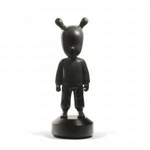 The Guest in Black (Big) 1007282 - The Guest Collection by Lladro