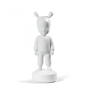 The Guest in White (Big) 1007277 - The Guest Collection by Lladro