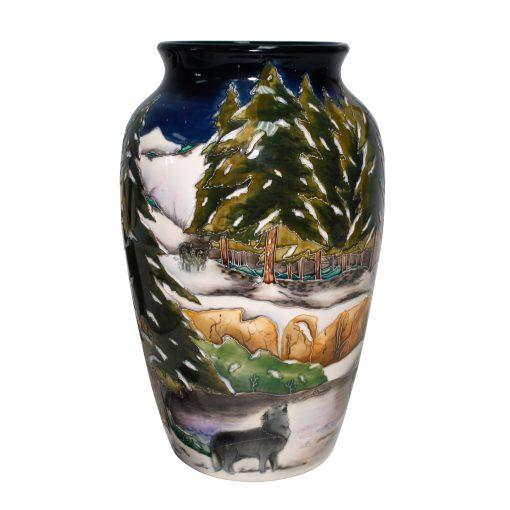 Isle Royale Vase 18_16 - Moorcroft Vase