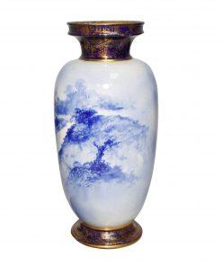 Blue Children Vase Girls Tinke