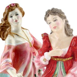 Shakespearean Ladies