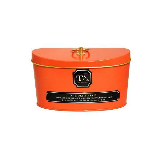 No 2 Peruvian - Tracy Stern Tea & Co Iced Tea