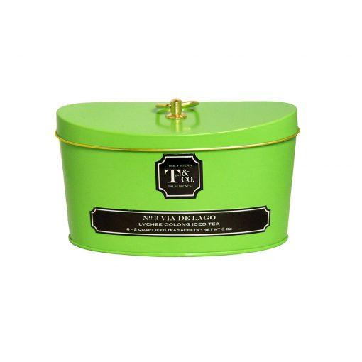 No 3 Via De Lago - Tracy Stern Tea & Co Iced Tea