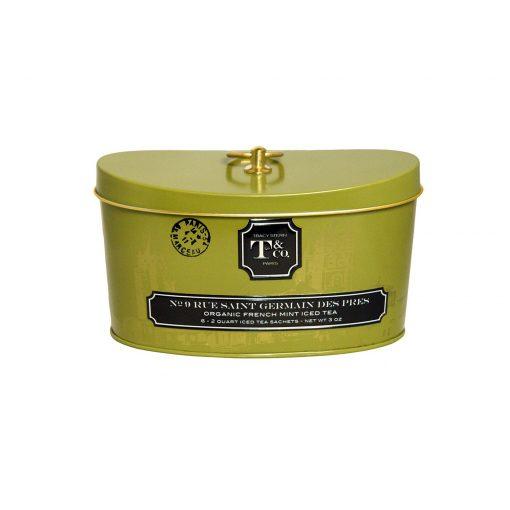No 9 Rue St German Des Pres - Tracy Stern Tea & Co Iced Tea