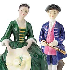 Figures of Williamsburg