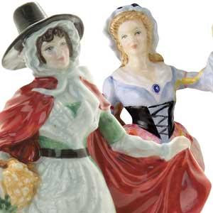 Ladies of the British Isles