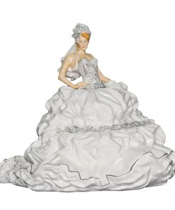 Gypsy Bride Blonde - English Ladies Company Figurine