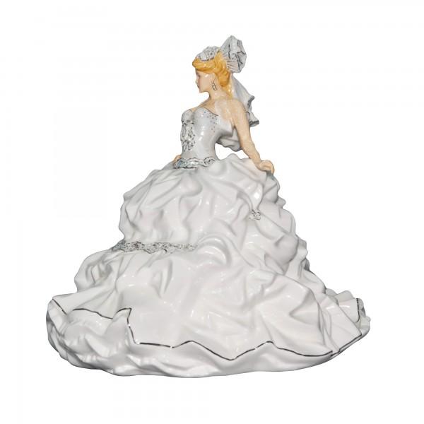 Gypsy Bride Blonde - English Ladies Company Figurine