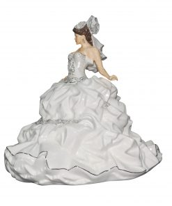 Gypsy Bride Brunette - English Ladies Company Figurine
