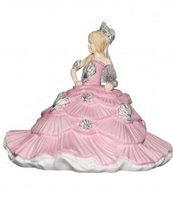 Gypsy Fantasy Pink Blonde - English Ladies Company Figurine