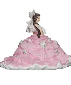 Gypsy Fantasy Pink Brunette - English Ladies Company Figurine