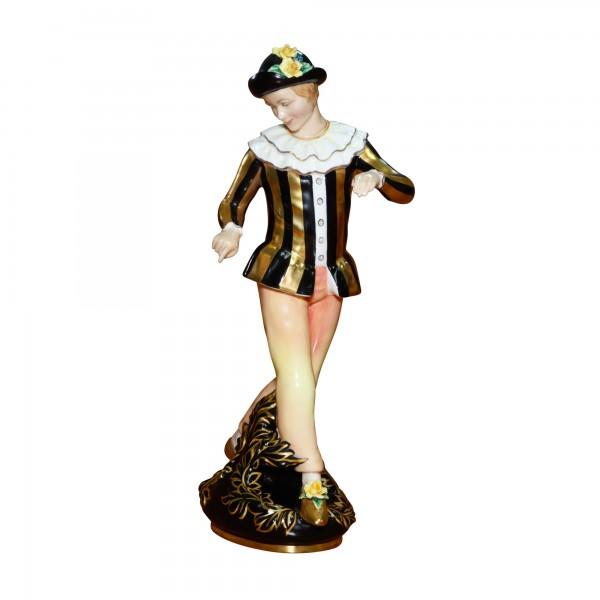 Harlequin HN3287 - Royal Doulton Figurine