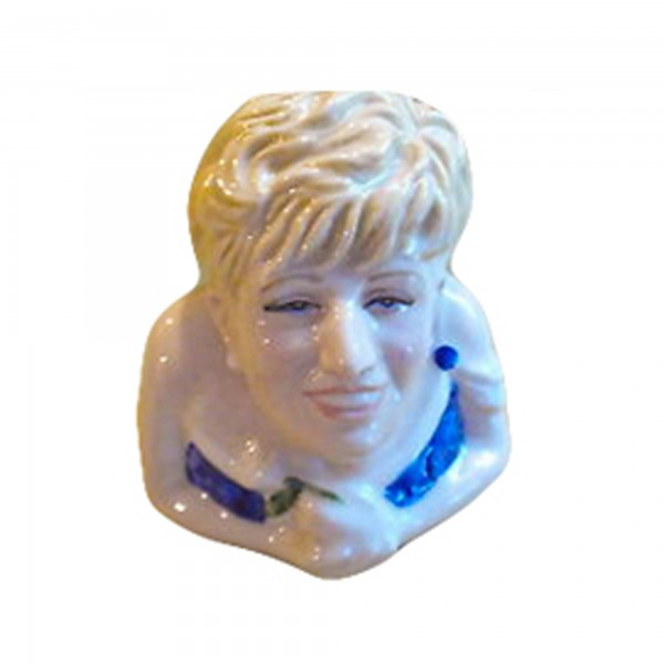 Diana, Princess of Wales - Kevin Francis Face Pot Prototype