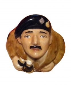 General Montgomery - Kevin Francis Face Pot